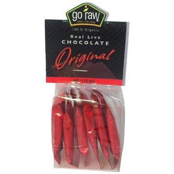 Go Raw Original Live Chocolate Truffles