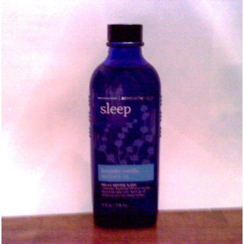 Bath Body Works Bath & Body Works Aromatherapy Sleep Lavender Vanilla Massage Oil 4 Fl Oz