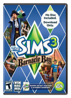 Electronic Arts The Sims 3 Barnacle Bay - Download Card
