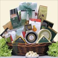 Greatarrivals Gift Baskets Great Arrivals Gourmet Cheese Gift Basket, Extravaganza
