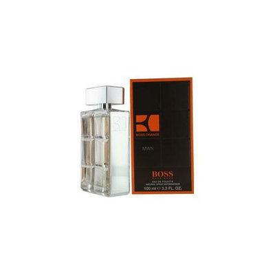Hugo Boss Boss Orange Man By  Edt Spray 3. 3 Oz