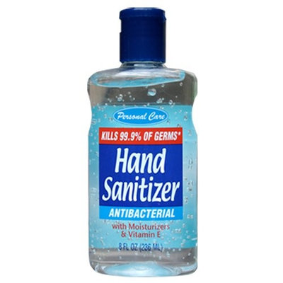 PROMOTIONS UNLIMITED Personal Care 90858-1 Hand Sanitizer - 8 oz., Pack of 12