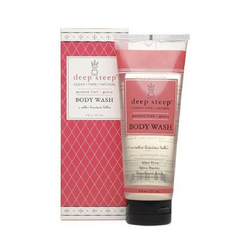 Deep Steep Body Wash, Passion Fruit Guava, 8 fl oz
