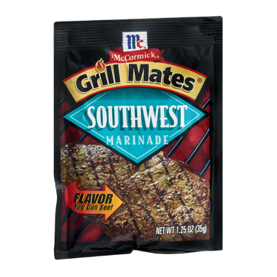 McCormick® Grill Mates® Southwest Marinade