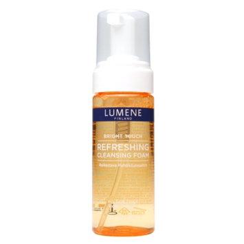 Lumene Bright Touch Refreshing Cleansing Foam, 5.1 fl oz