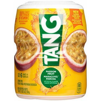 Tang Powdered Drink Mix - Passion Fruit - 18 Ounces