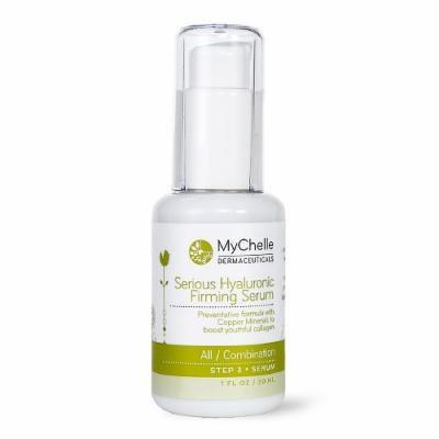 MyChelle Serious Hyaluronic Firming Serum (All Skin Types) 1 fl oz (30 ml)