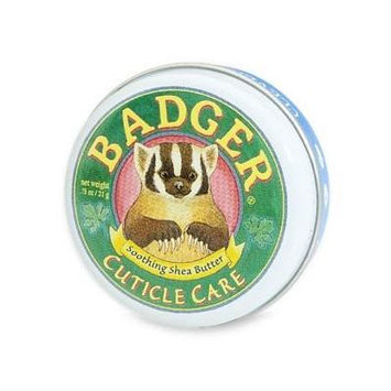 Badger Soothing Shea Butter Cuticle Care 0.75 oz