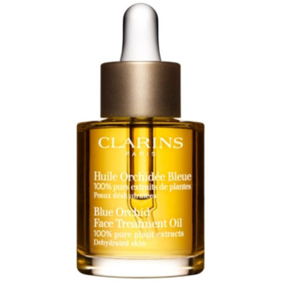 Clarins Blue Orchid Face Treatment Oil-Dehydrated Skin