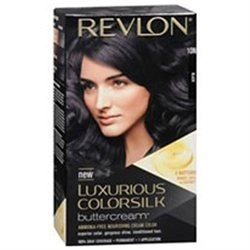 Revlon Luxurious Colorsilk Buttercream Hair Color, 03G Ultra Light Sun Blonde
