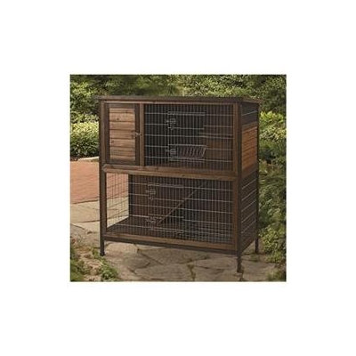 Super Pet-cage - Rabbit Hutch 48in-2 Story