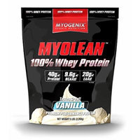Myogenix 100% Whey Protein Powder, Vanilla, 5 Pound