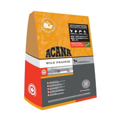Acana Wild Prairie Grain-Free Dry Dog Food, 5.5lb