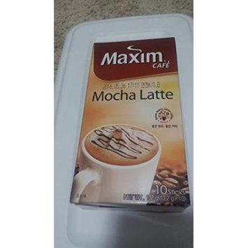 Maxim Mocha Latte (130g x 2 packs)