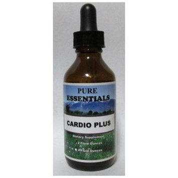Pure Essentials Cardio Plus 2 Fl Ounces