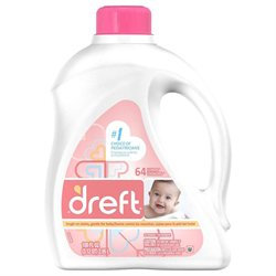Dreft Liquid 2X - 100 oz - 1 ct.