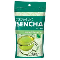 Organic Sencha Loose Green Tea Eden Organic 2.25 oz Bulk