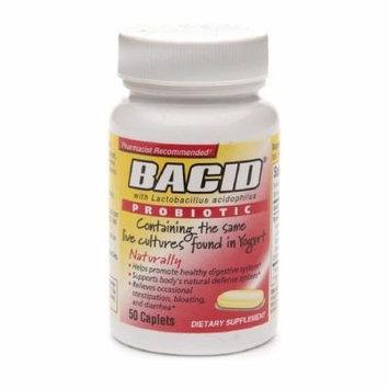 Bacid Probiotic, Caplets 50 ea