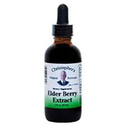 Dr. Christophers Formulas Heal Elderberry Extract 2 Oz