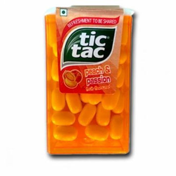 Tic Tac Peach and Passion
