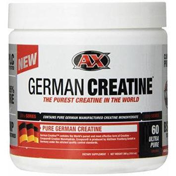 German Creatine (Pure Creatine Monohydrate) -- 60 Servings