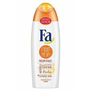 Fa Fruit Me Up! Dream Peach Shower Gel 250 ml / 8.3 fl oz