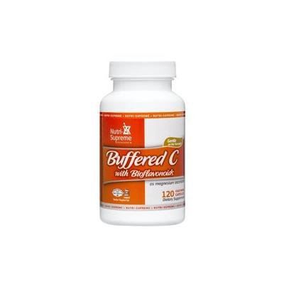 Nutri Supreme Buffered C with Bioflavanoids 120 Count