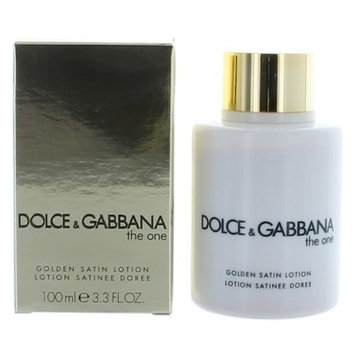 The One by Dolce & Gabbana Body Lotion 3.3 oz