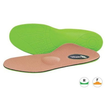 Lynco L405 Sports Orthotic w/ Metatarsal Pad, Aetrex Insoles