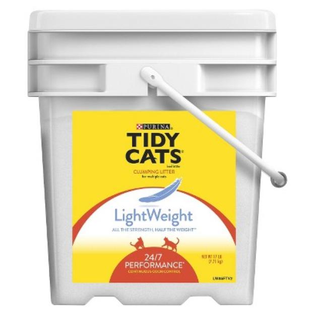 Purina Tidy Cats Tidy Cats LightWeight 24/7 Performance 17lb