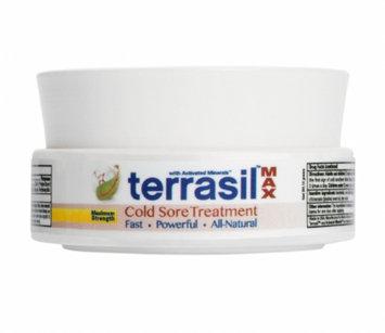 Terrasil Maximum Strength Cold Sore Treatment, .5 oz