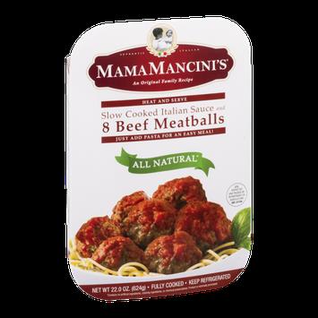 Mama Mancini's Meat Balls - 8 CT