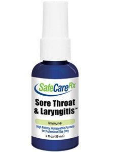 Safecare Rx Sore Throat & Laryngitis 2 oz
