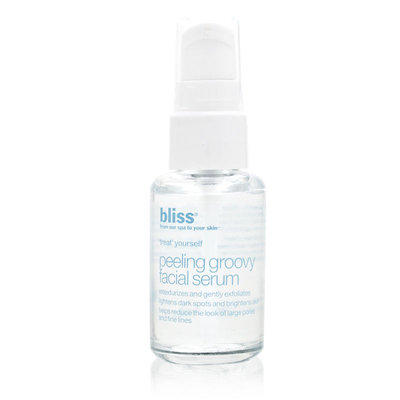 Bliss Peeling Groovy Facial Serum, 1 fl oz