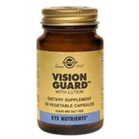 Solgar Vision Guard with Lutein - 60 Vegetable Capsules