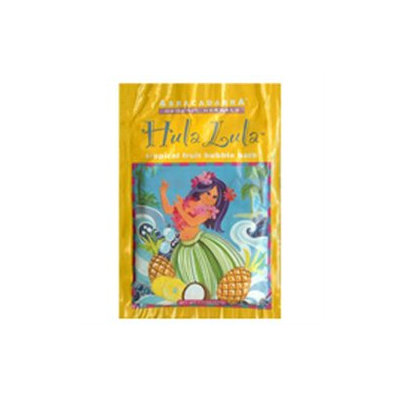 ABRA Therapeutics, Hula Lula Bubble Bath Tropical Fruit 2.5 oz Packet