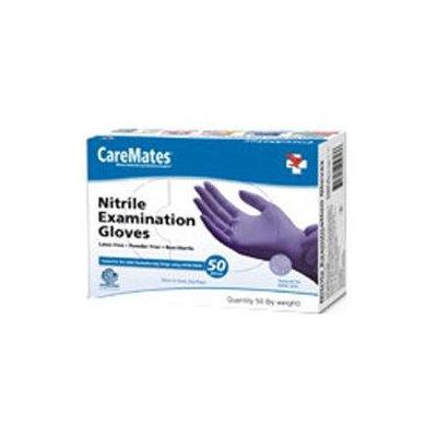 CareMates 05613020 Nitrile Powder Free Gloves Large - Case Of 20