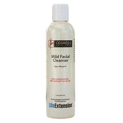 Life Extension Mild Facial Cleanser