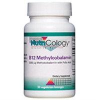 Nutricology/allergy Research B12 Methylcobalamin by NutriCology - 50 Vegetarian Lozenges