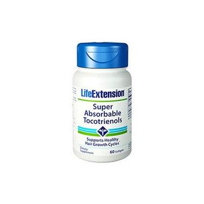 Life Extension Super-Absorbable Tocotrienols - 60 Softgels