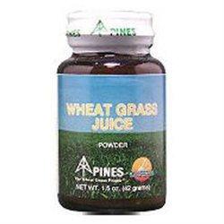 Pines International Wheat Grass Juice Powder - 8 oz