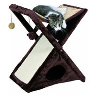 Trixie Miguel Fold-and-Store Cat Tower