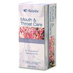 Kolorex - Herbal Tea Mouth & Throat Care - 20 Bags