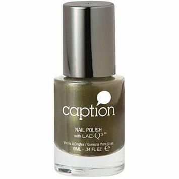 Caption Nail Polish in Pining for Spring .34 oz