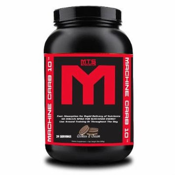 MTS Nutrition Carb 10 (Unflavored, 2 Pounds)