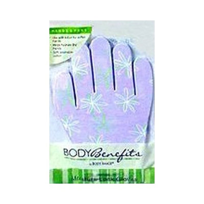 Body Benefits Gloves Moisture Pair-Printed (6-Pack)