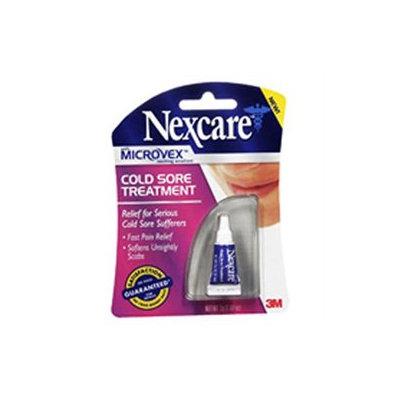 Nexcare Cold Sore Treatment With Microvex - 0.07 Oz
