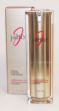 Jabot Camera Ready Color Lasting Performance Foundation - Deep Mocha Dark - 1 OZ / 30 ML