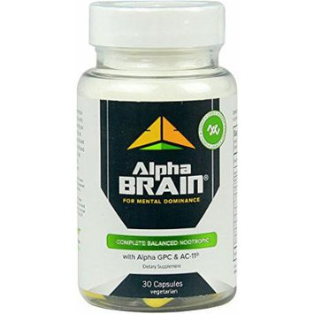 Mental Dominance, Onnit, 30 Capsule, Onit, Focus/alpha Brain