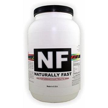 Naturally Fast Raspberry Lemonade 100 Servings, 3200 Gram (Pack of 4)